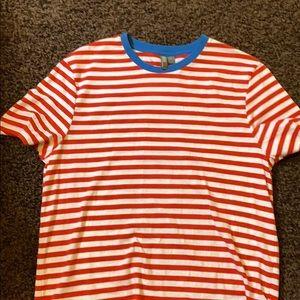 ASOS Mens Striped Shirt. Size medium